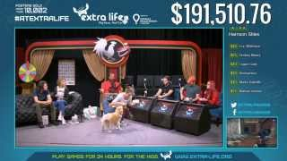 Rooster Teeth Extra Life 2015 Stream Hour 9