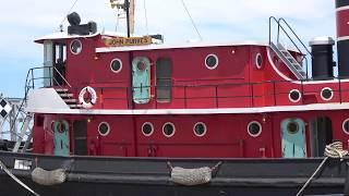 Tugboat Tour