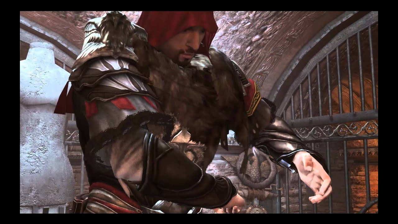 how to get brutal armour in assassins creed brotherhood