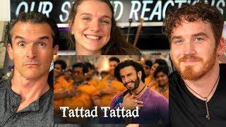 Tattad Tattad (Ramji Ki Chaal) | Ranveer Singh | REACTION!!