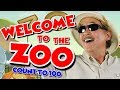 Welcome to the Zoo | Count to 100 | Counting by 1s | Counting Song for Kids | Jack Hartmann