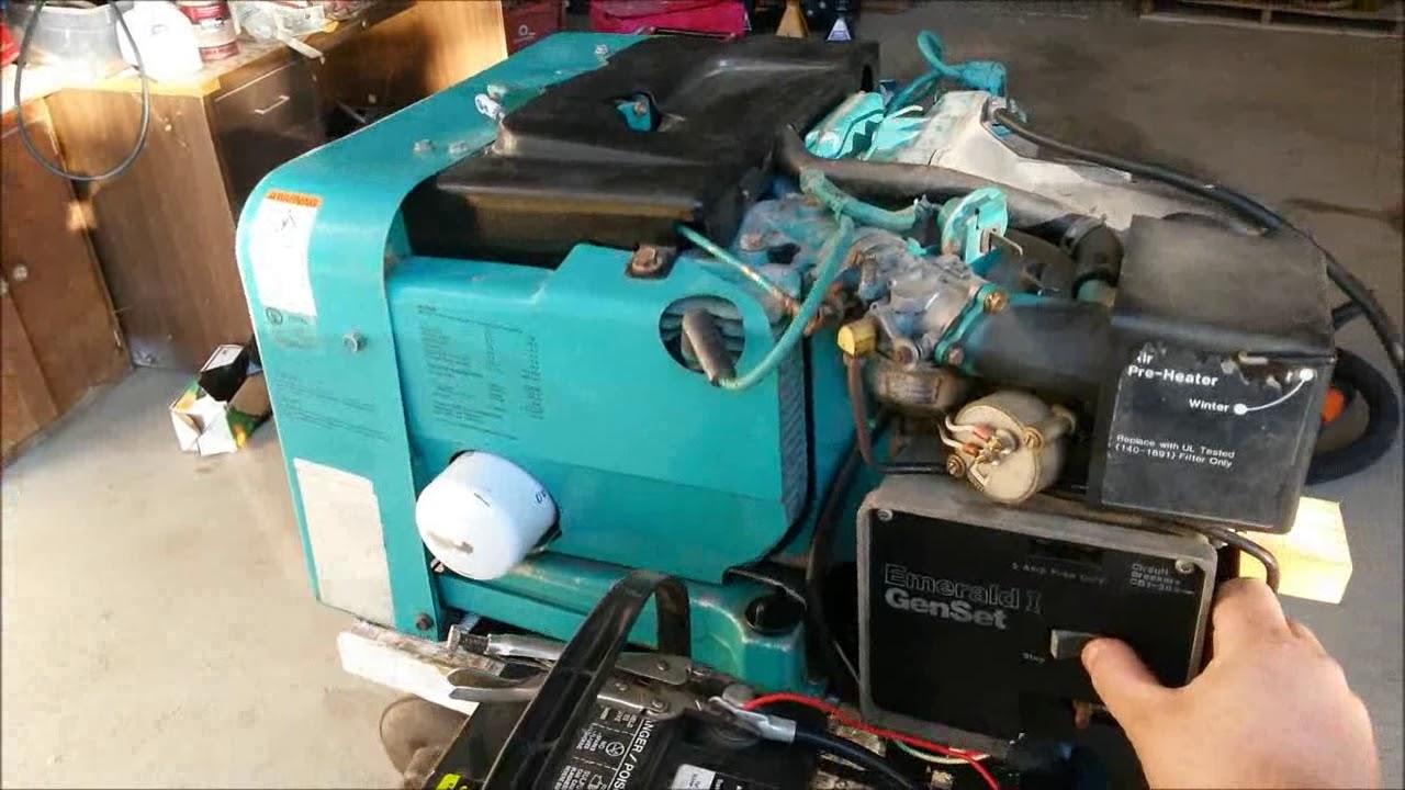 Onan Emerald Generator Parts Diagram On Onan Emerald Generator Wiring