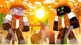 ROMAN & LARS WERDEN COWBOYS?! - Minecraft [Deutsch/HD]