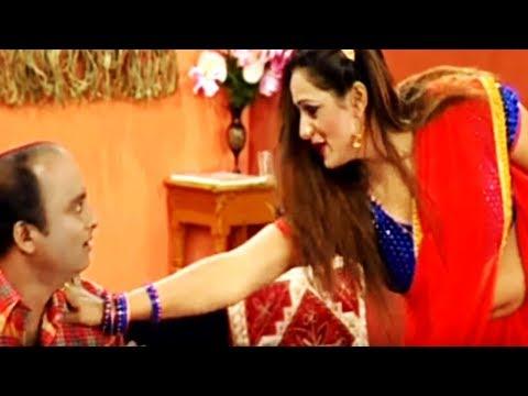 Ghar Main Saali Roj Diwali - Hindi Comedy Drama - Part 1