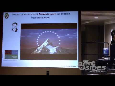 """BSides DC 2017 - Learning to Innovate """"1n51d3-th3-B0x"""": 21st Century Cyber Defense & Deterrence"""