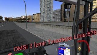 OMSI 2 İzmir Tınaztepe Linie:878 Aachener Stadtbusse 0 530