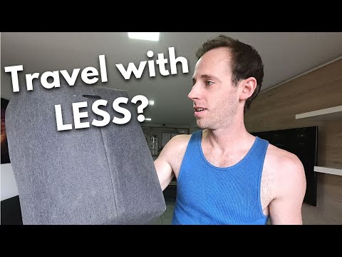 Minimalist Family Travel Packing Tips; Single Parent Ideas for Traveling with Children