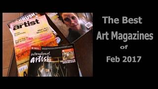 The Best Art Magazines, Feb 2017