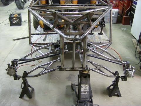 Mini Sand Rail Frame Kits | Dune Buggy Parts Supply