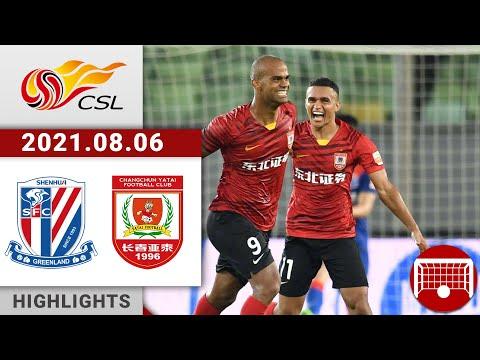 Shanghai Shenhua Changchun Yatai Goals And Highlights