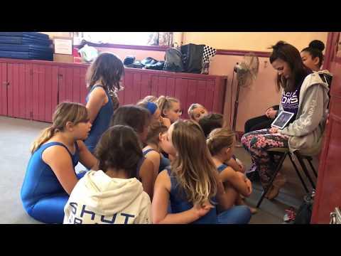 Claire Humpidge Level 4 Ballet, Unit 3 Teaching Log 2 & 3