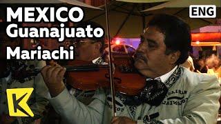 【K】Mexico Travel-Guanajuato[멕시코 여행-과나후아토]거리의 악사, 마리아치/Mariachi/Music/Dance/Street/Musician