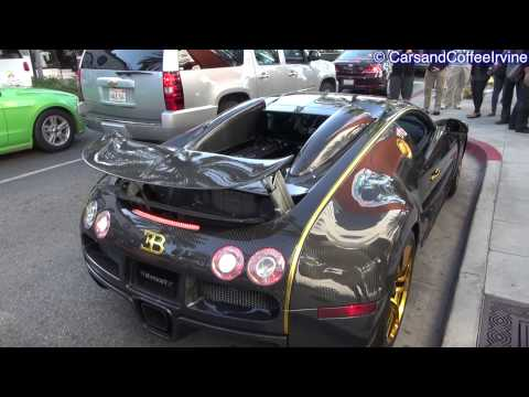 Supercars of Los Angeles: An Hour of Supercars in Beverly Hills (2/23/12)