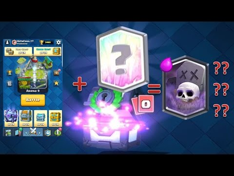 Friday Night Super Magical Chest Opening Party - Graveyard card or Bust! - Clash Royale