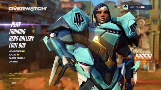 Overwatch competitive climb to GM thumbnail