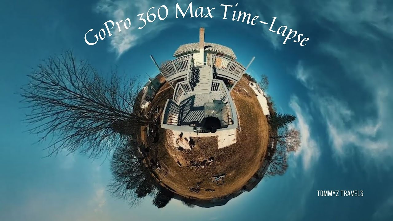 First 360 Max footage!