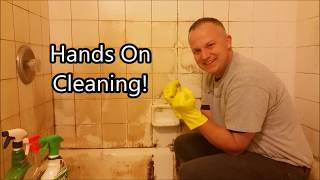 Can I Clean This Bathtub?  - Check Out My Cleaning Products