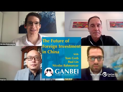 The Future of Foreign Investment in China