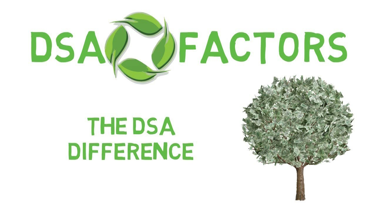 Family Owned A/R Factoring Since 1964 - DSA Factors