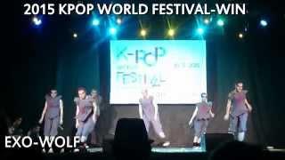 2015 K-POP WORLD FESTIVAL (HUYNA SNSD CL EXO KARA SISTAR19 4MINUTE RED VELVET JJCC)