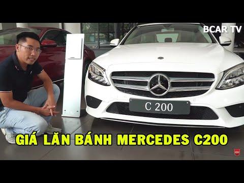 ✅ REVIEW Mercedes Benz-C Class C200 - Mẫu xe bán chạy trong phân khúc có gì?