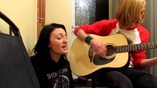 Georgia&Craig acoustic - Halestorm - I
