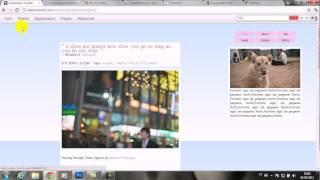 video aula como modificar um theme do we love html parte 2 Screen Stream