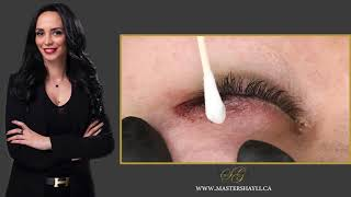 Eyeliner Magic Shading Tutorial by Master Shayli