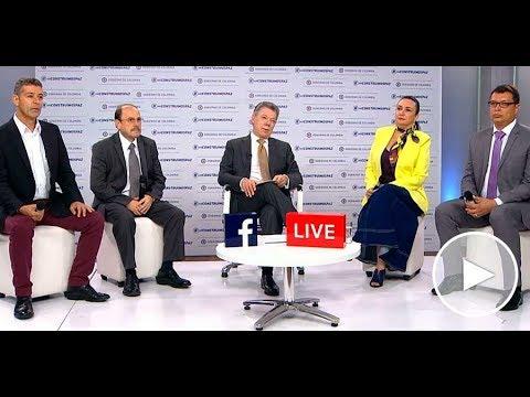 Conversatorio (Facebook Live) con Alcaldes de Caldono, Uribe, La Paz y el Gobernador de Arauca