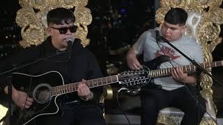 Rancho Humilde Live Con Natanael Cano y Junior H