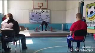 видео Тяжелая атлетика как олимпийский вид спорта