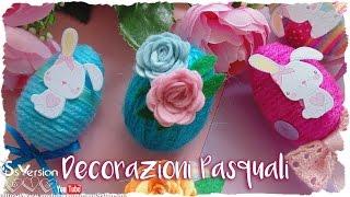 Tutorial: Decorazioni Pasquali super colorate | DIY Easter Decoration