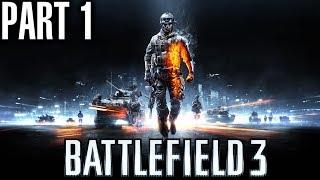 Battlefield 3 Gameplay Walkthrough Part 1 - Mission 1 - Xbox 360 Let