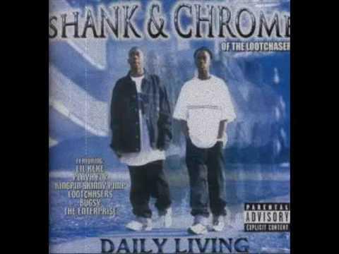 Shank & Chrome - North M.E.M.P.H.I.S. (2000)