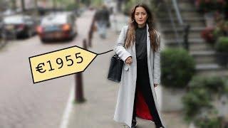 Mannen raden hoe duur mijn outfit & make-up is ✰ budget & designer