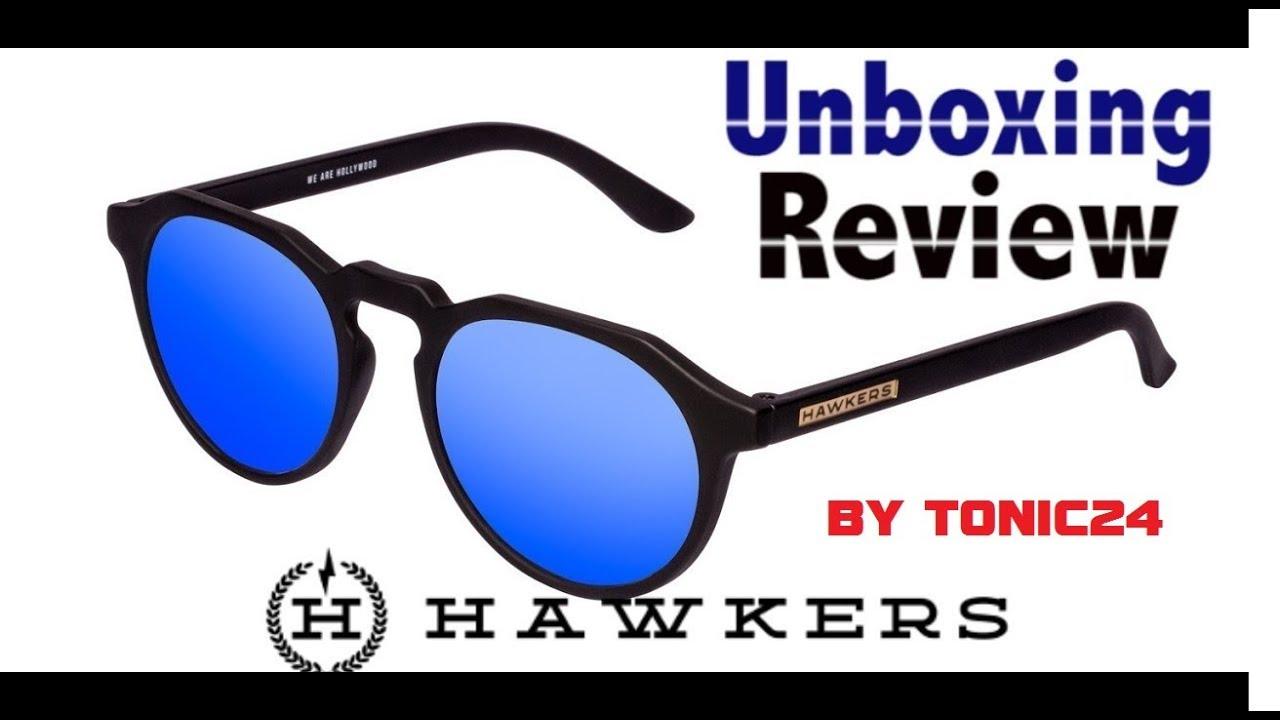 6a06ab6f15 Unboxing review Hawkers Sky Warwick Hybrid - YouTube