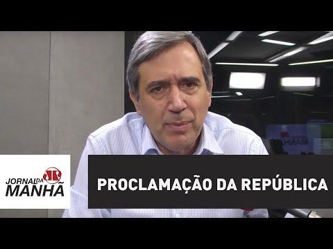 Brasil poderia ter seguido outro caminho em vez de proclamar a República   Marco Antonio Villa