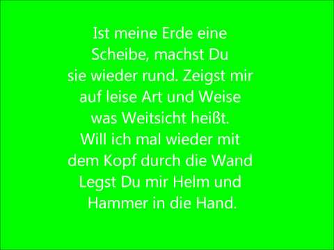 Sportfreunde Stiller - Applaus Applaus (Lyrics)