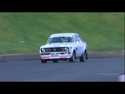 2007 Otago Classic Rally action footage