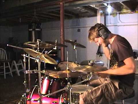 """I Am King - """"Chain of Memories"""" drum cover"""