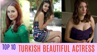 Top 10 Turkish Beautiful Actress 2017| Models  |hazal Kaya| Turkish Womens