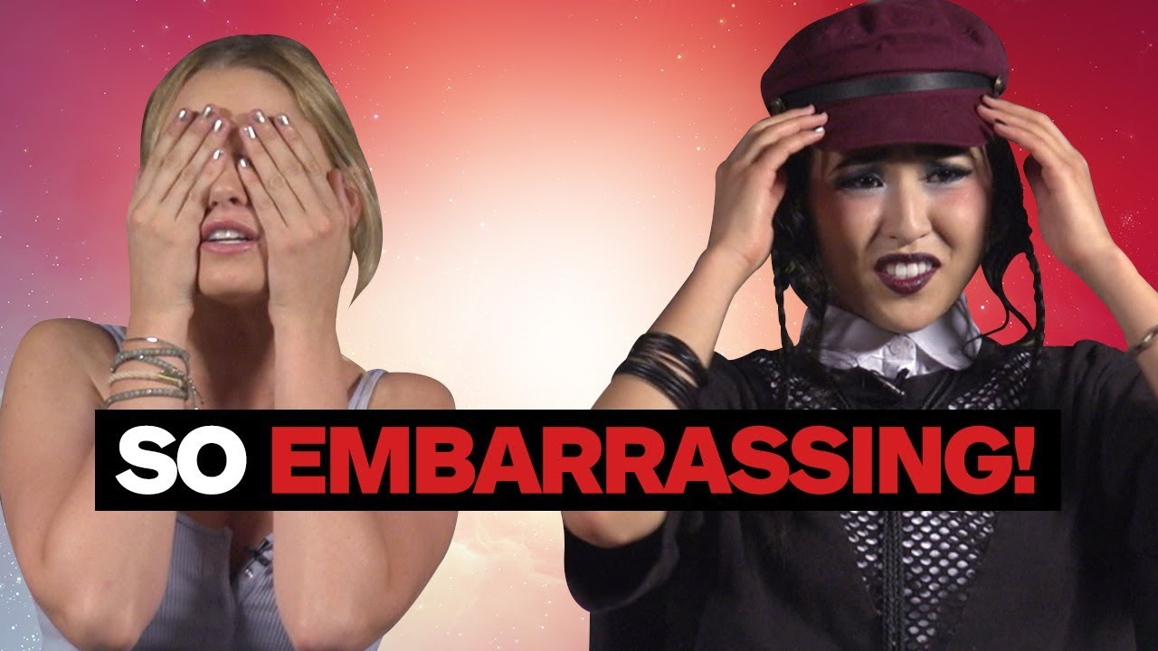 your embarrassing moments website