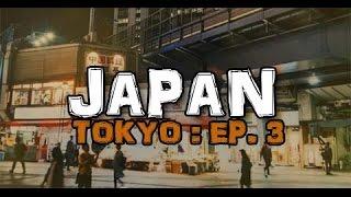 JAPAN TOKYO:  EPISODE 3 ASAKUSA, SENSOJI, SHIBUYA, ONE PIECE STORE