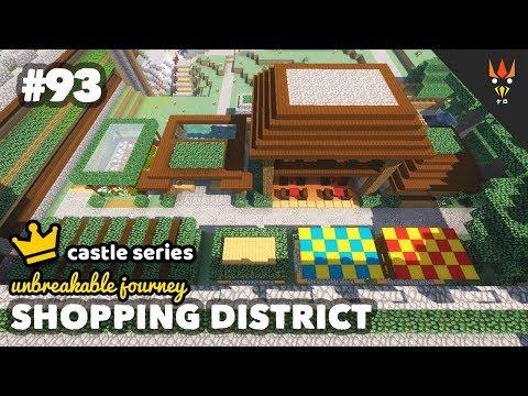 BIKIN TOKO YANG MAKIN LAMA MAKIN.. - Minecraft Indonesia #93