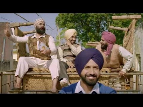Manje Bistre- Latest Punjabi Movie 2017⚫️ New Punjabi Movie