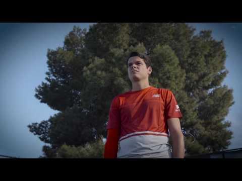 Milos Raonic - Racket Beauty