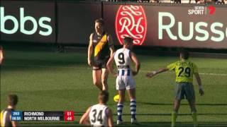 For more video, head to http://afl.com.au