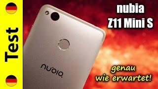 nubia Z11 Mini S Test   genau wie erwartet! (deutsch)