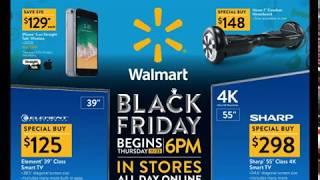 Black Friday 2017 Ads - Walmart & Best Buy