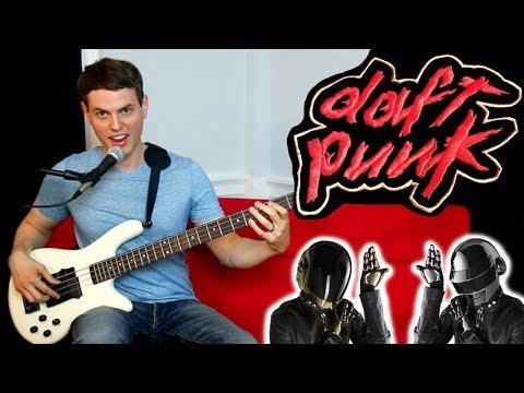 Daft Punk  Harder Better Faster Stronger Bass Vocoder